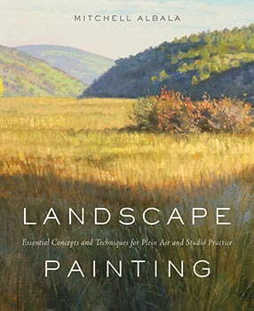 mitchell-albala-landscape-painting-book
