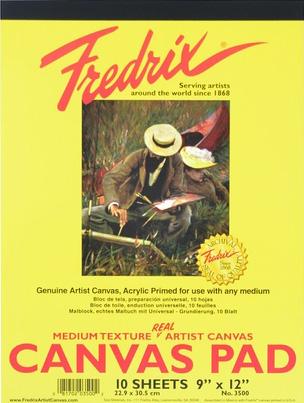 fredrix-canvas-pad