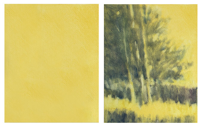 What Color Is Your Underpainting The Monochromatic And Two Color Methods