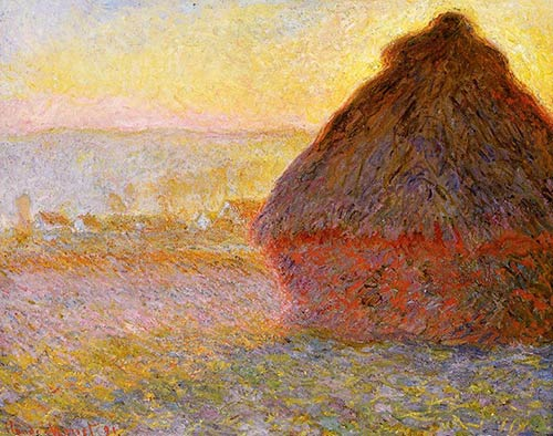 gold-metaphor-monet-haystack